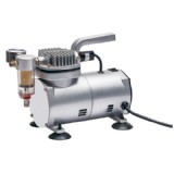 Airbrush compressor (Oil-free)